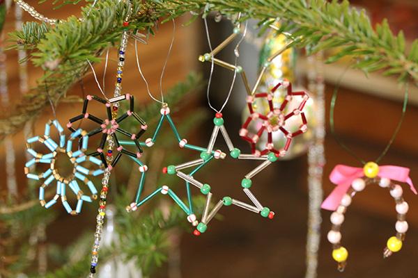 charkha-xms-ornament